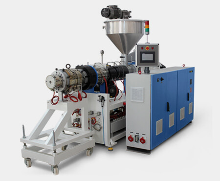 PVC Pipe Extrusion Lines - Extruder