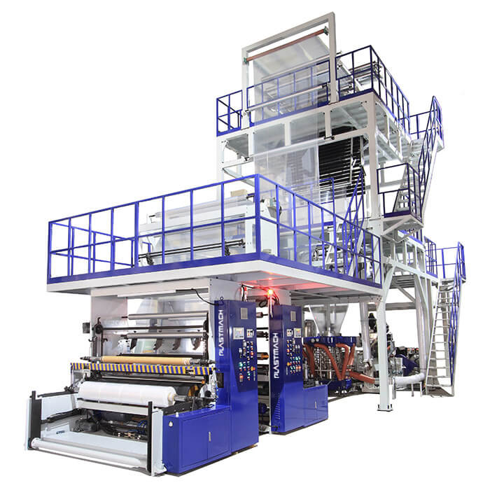 Multilayer 3 Layer Extruders - ABC