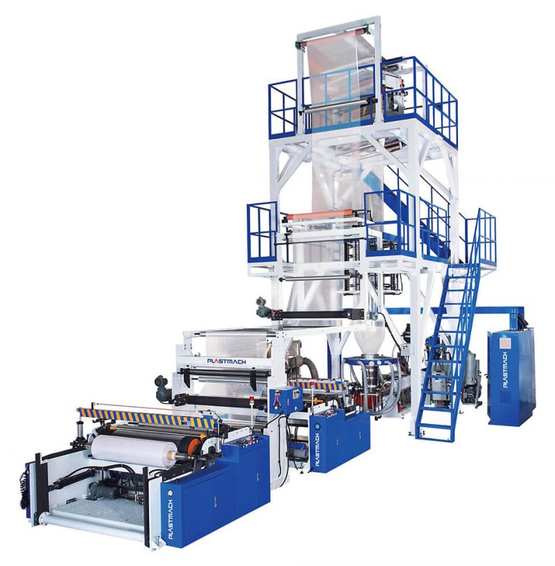 Multilayer Extruders - AB ABA Co