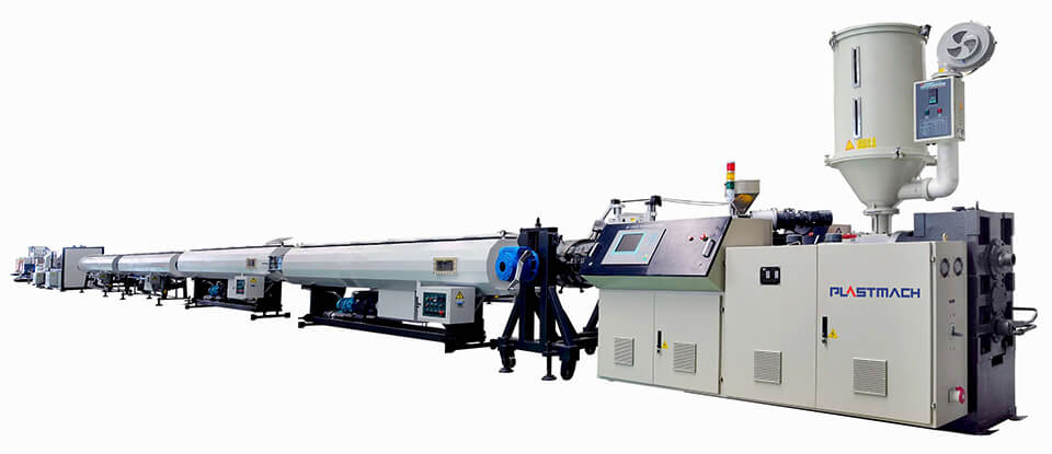 PE - PPR Pipe Extrusion Lines