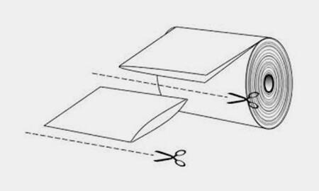Side Seal Bag Making Machine - Application